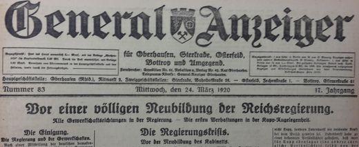 Copyright Stadtarchiv Oberhausen